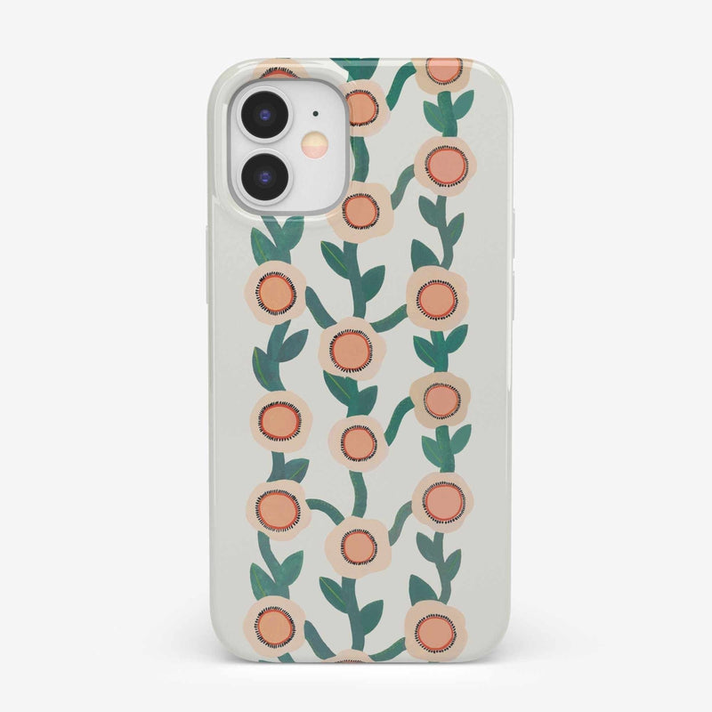 Off the Vine | Floral Print Case iPhone Case get.casely Classic iPhone 12 Mini