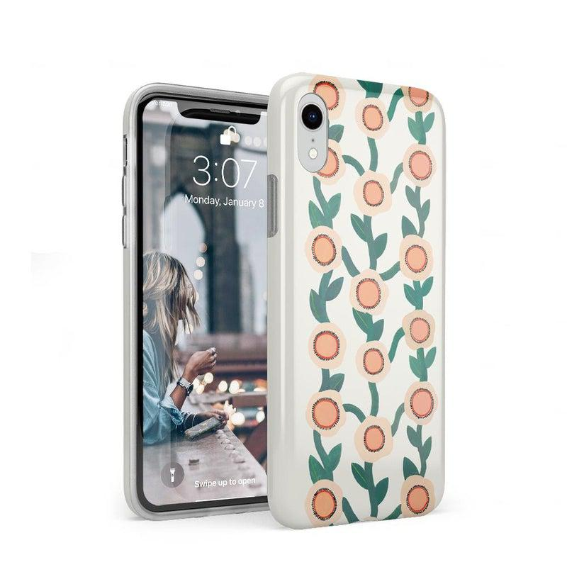 Off the Vine | Floral Print Case iPhone Case Get.Casely Classic iPhone XR
