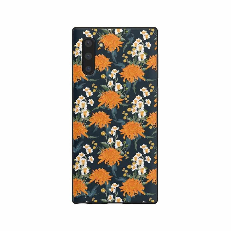 Off Tropic | Exotic Orange Flower Case iPhone Case Get.Casely Classic Galaxy Note 10