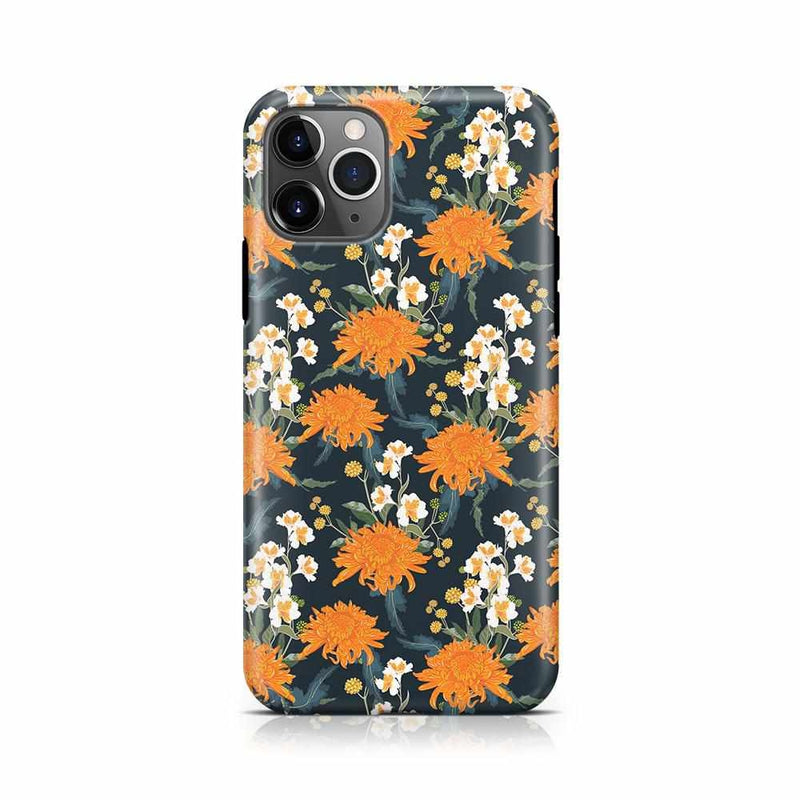 Off Tropic | Exotic Orange Flower Case iPhone Case Get.Casely Classic iPhone 11 Pro Max