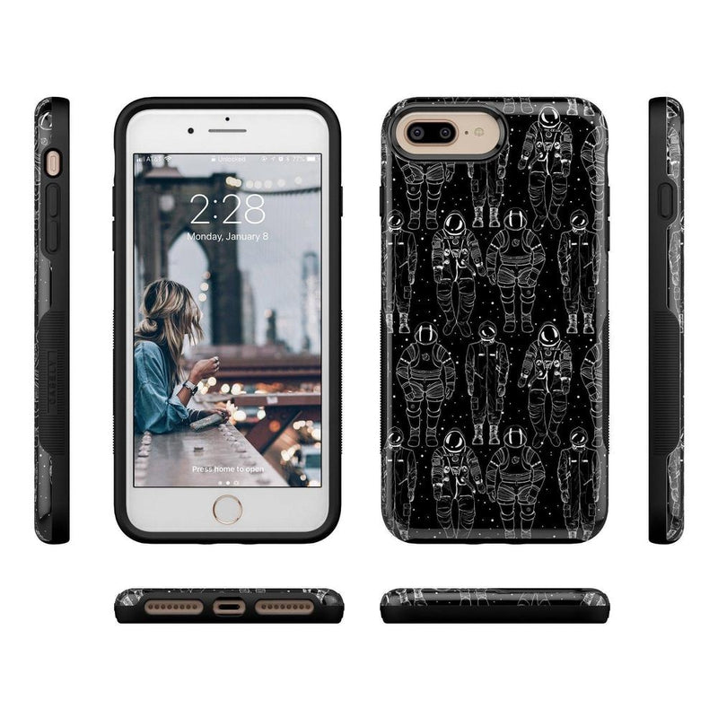 Out of this World Astronaut Case iPhone Case Get.Casely