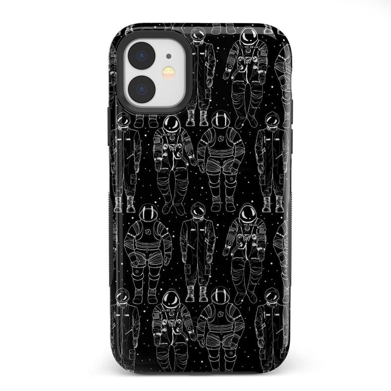 Out of this World Astronaut Case iPhone Case Get.Casely Bold iPhone 11