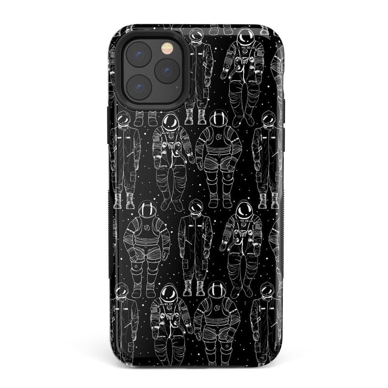 Out of this World Astronaut Case iPhone Case Get.Casely Bold iPhone 11 Pro