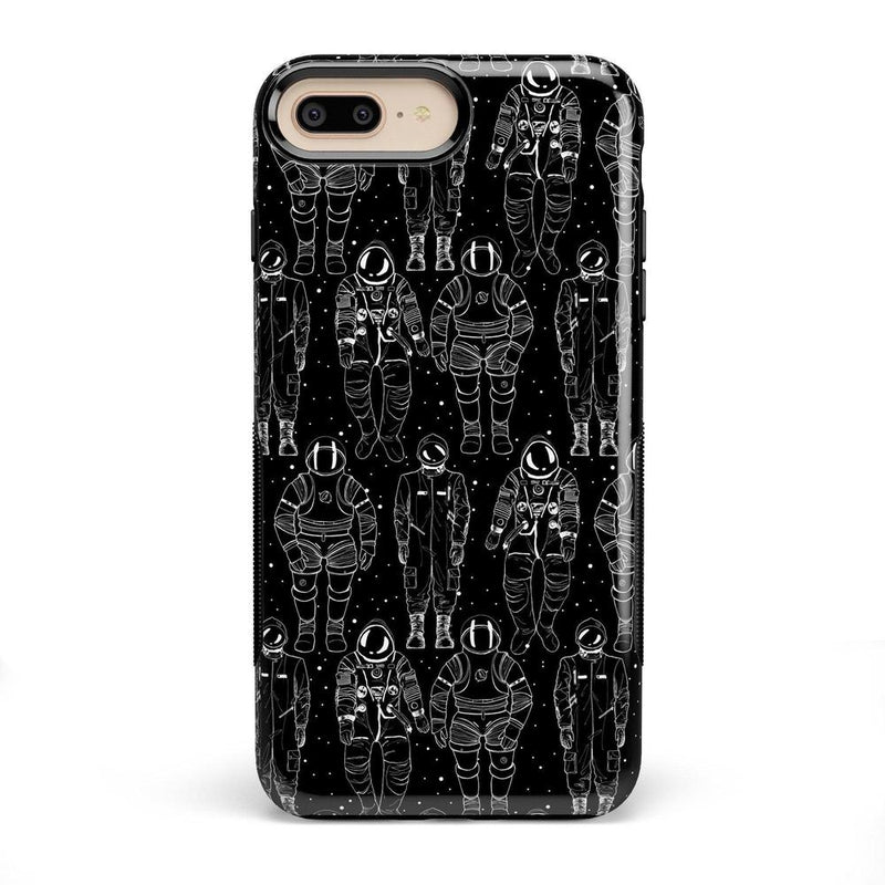 Out of this World Astronaut Case iPhone Case Get.Casely Bold iPhone 8 Plus