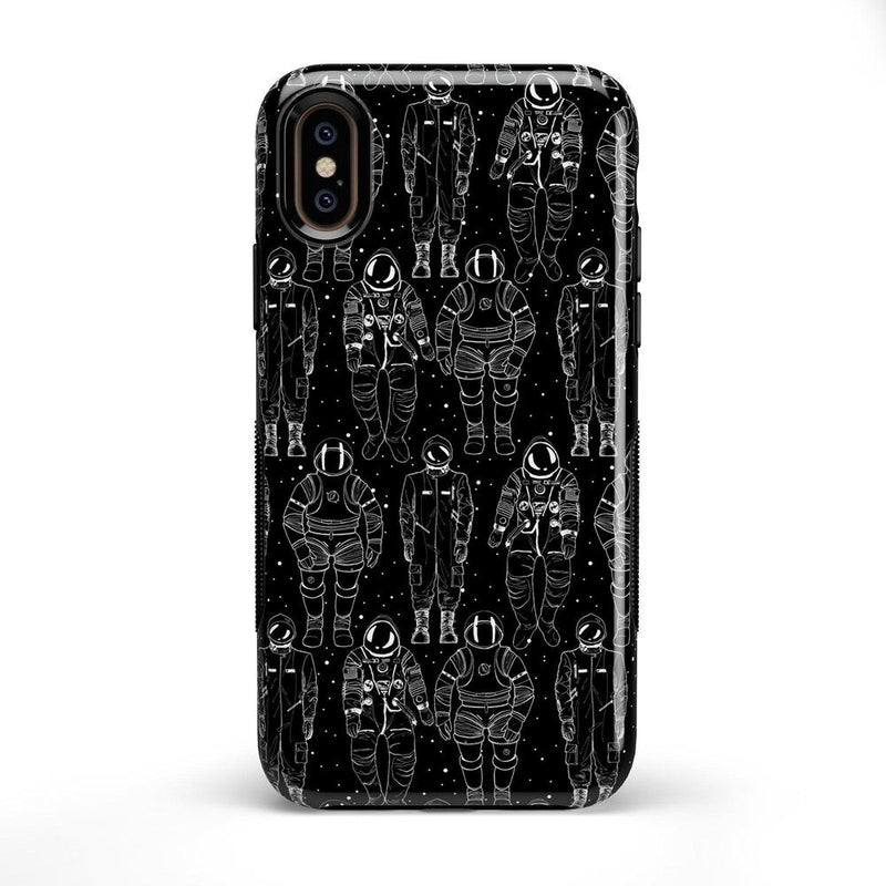 Out of this World Astronaut Case iPhone Case Get.Casely Bold iPhone X / XS