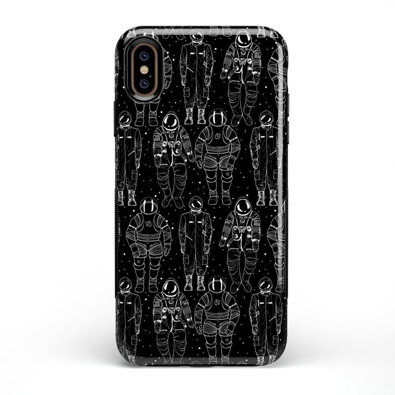 Out of this World Astronaut Case iPhone Case Get.Casely Bold iPhone XS Max