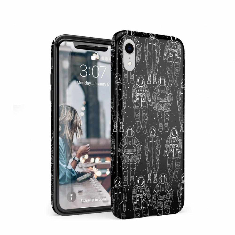 Out of this World Astronaut Case iPhone Case Get.Casely Classic iPhone XR