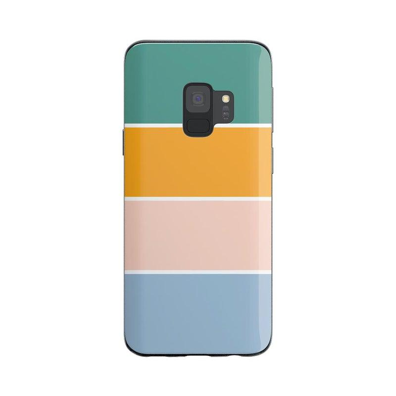 Paint The Town | Colorblock Stripes Case iPhone Case get.casely Classic Galaxy S9