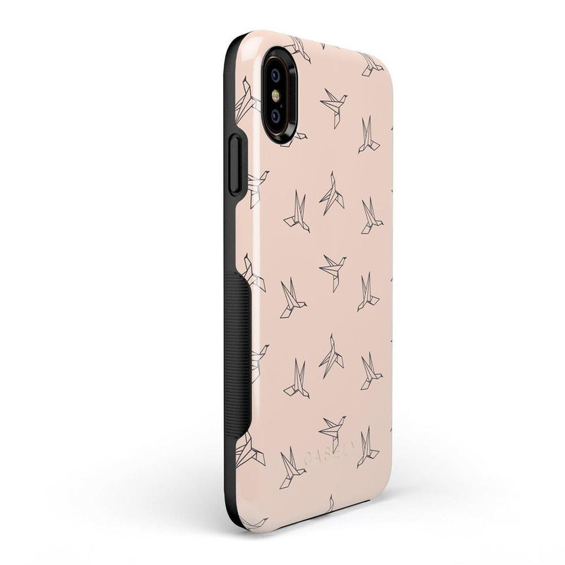 Paper Crane Origami iPhone Case iPhone Case Get.Casely
