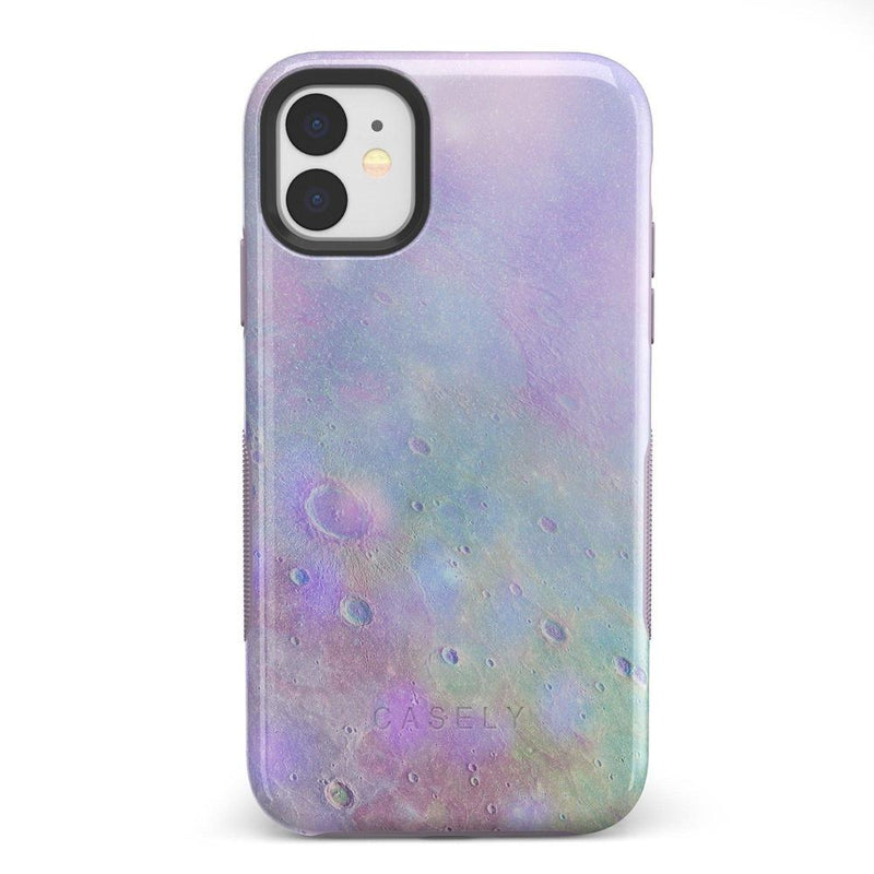 Pastel Marble Moon Case iPhone Case Get.Casely Bold iPhone 11