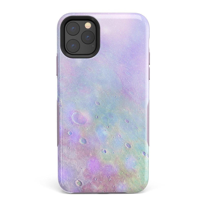Pastel Marble Moon Case iPhone Case Get.Casely Bold iPhone 11 Pro