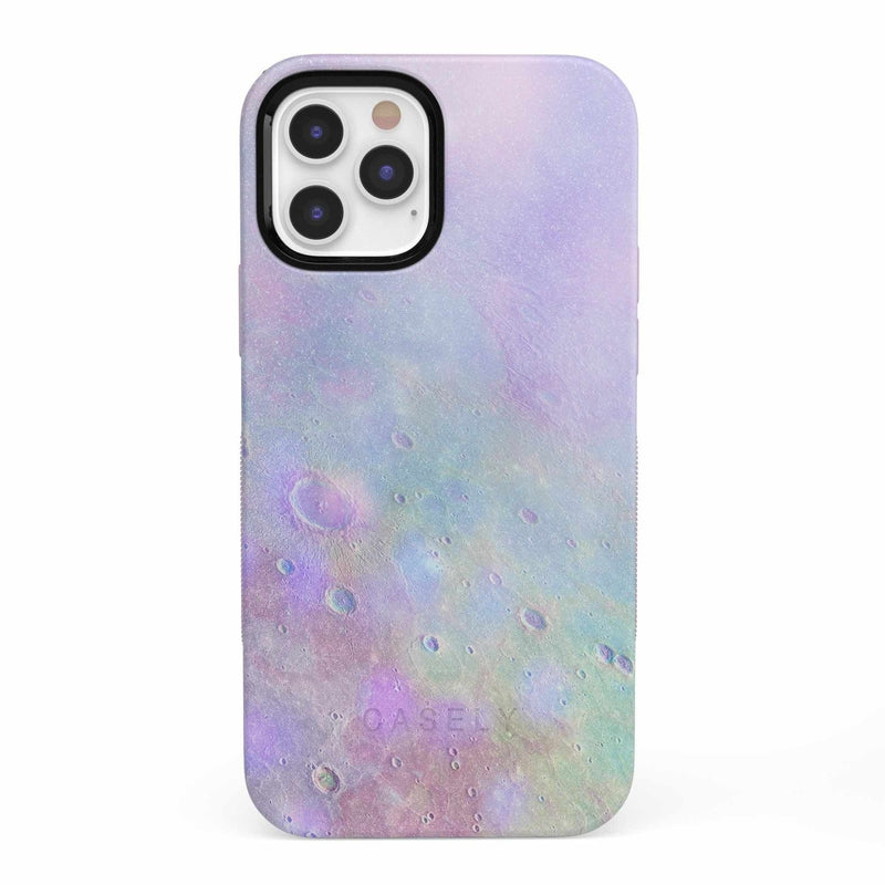 Pastel Marble Moon Case iPhone Case get.casely Bold iPhone 12 Pro