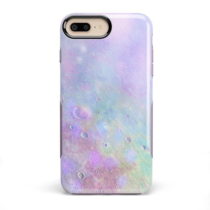 Pastel Marble Moon Case iPhone Case Get.Casely Bold iPhone 8 Plus