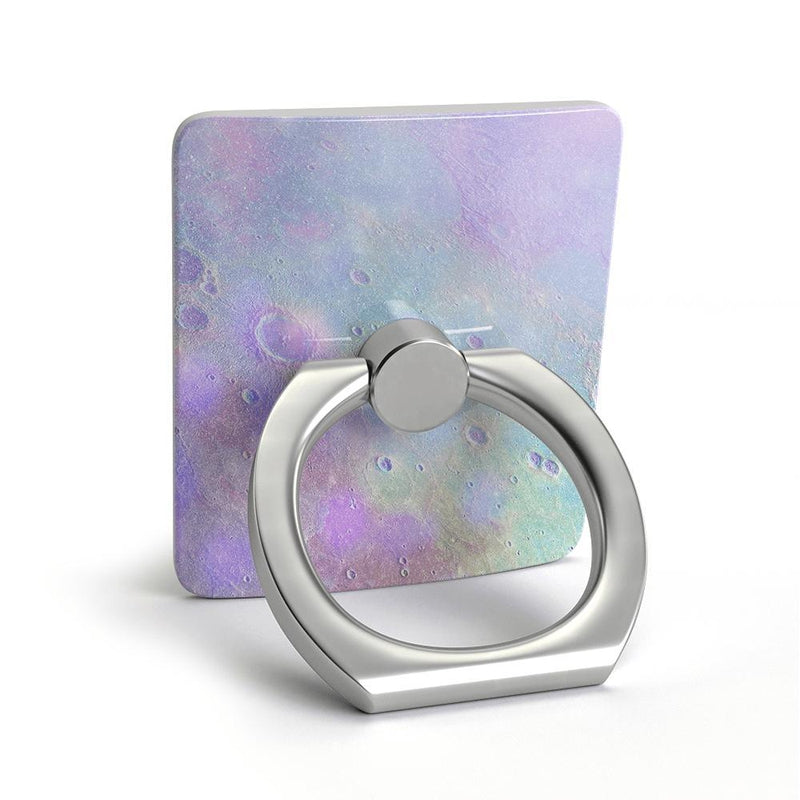 Pastel Marble Moon Phone Ring Phone Ring get.casely