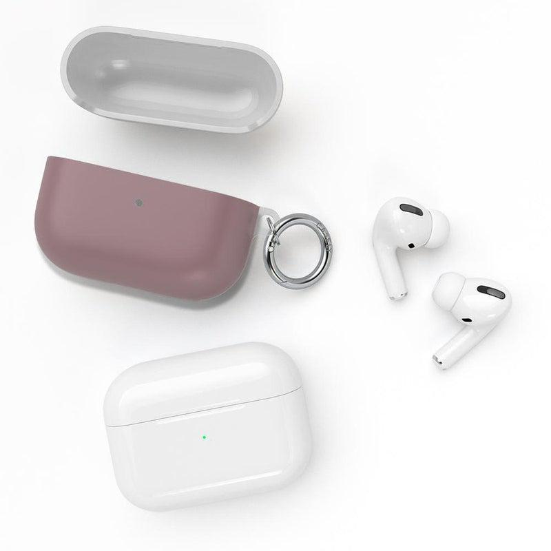 Purple Taupe AirPods Case AirPods Case CASELY