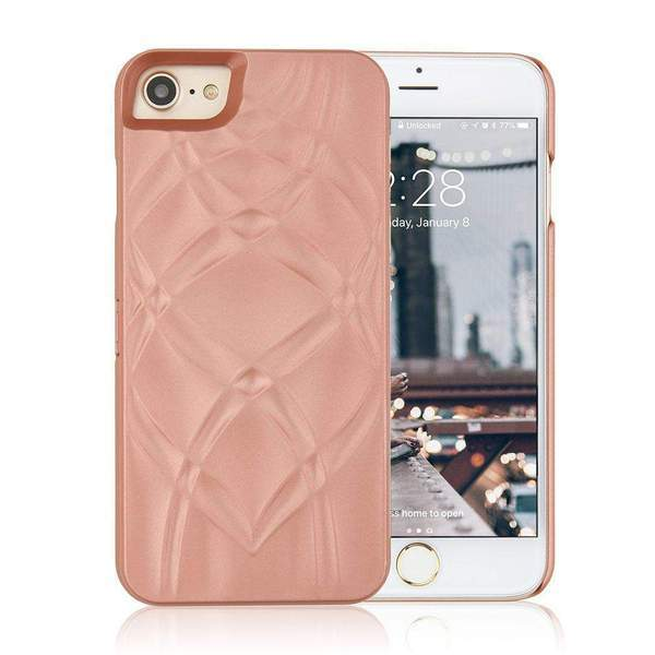 Rose Gold Mirror + Wallet Flip Case iPhone Case get.casely iPhone 6/6s