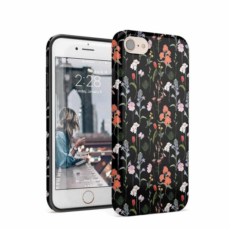 Secret Garden | Mixed Floral Case iPhone Case Get.Casely