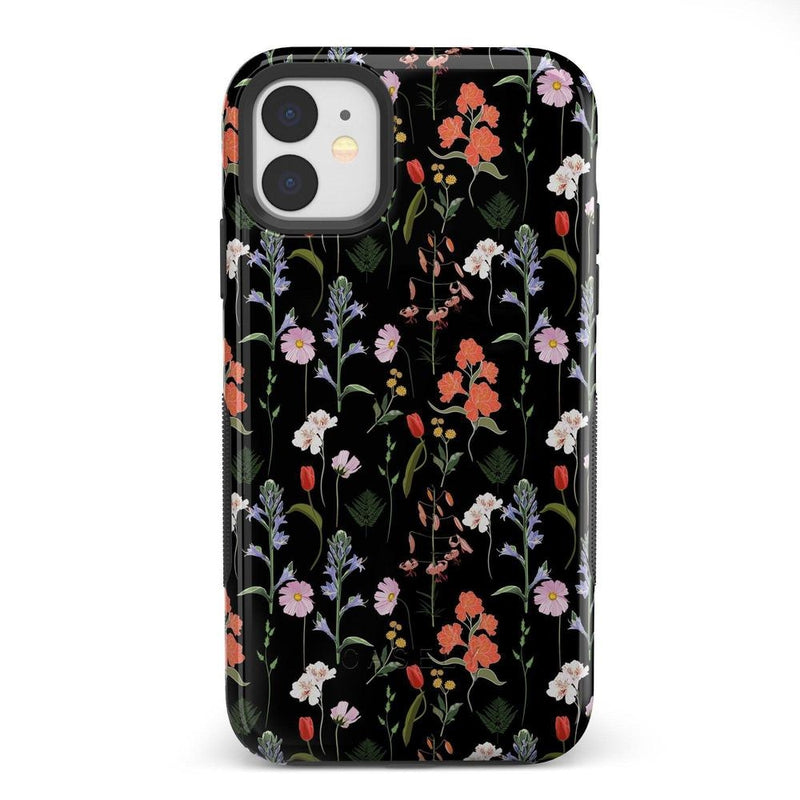 Secret Garden | Mixed Floral Case iPhone Case Get.Casely Bold iPhone 11