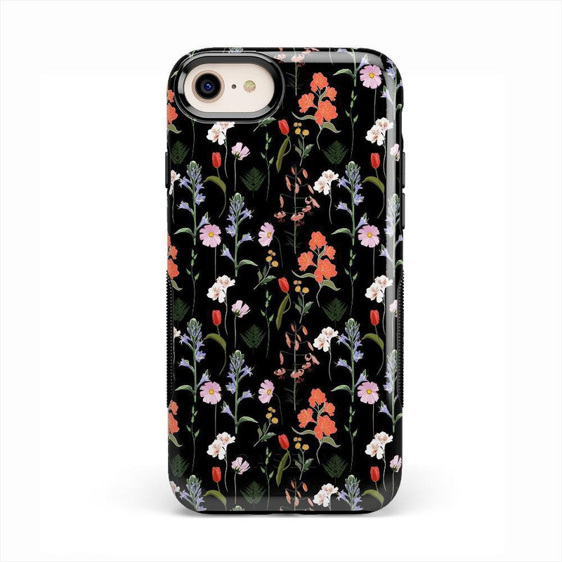 Secret Garden | Mixed Floral Case iPhone Case Get.Casely Bold iPhone 8