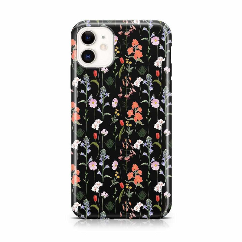 Secret Garden | Mixed Floral Case iPhone Case Get.Casely Classic iPhone 11