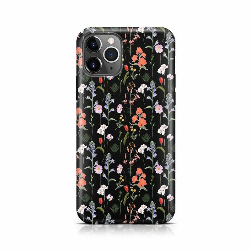 Secret Garden | Mixed Floral Case iPhone Case Get.Casely Classic iPhone 11 Pro Max