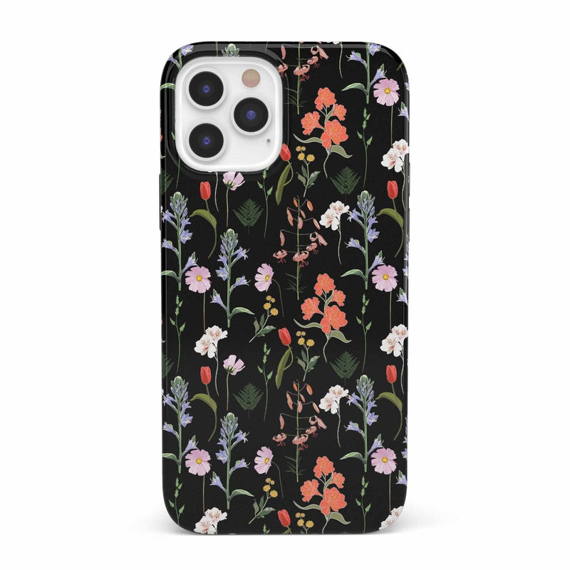 Secret Garden | Mixed Floral Case iPhone Case Get.Casely Classic iPhone 8