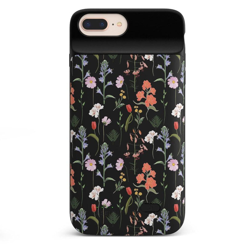 Secret Garden | Mixed Floral Case iPhone Case get.casely Power 2.0 iPhone 8 Plus