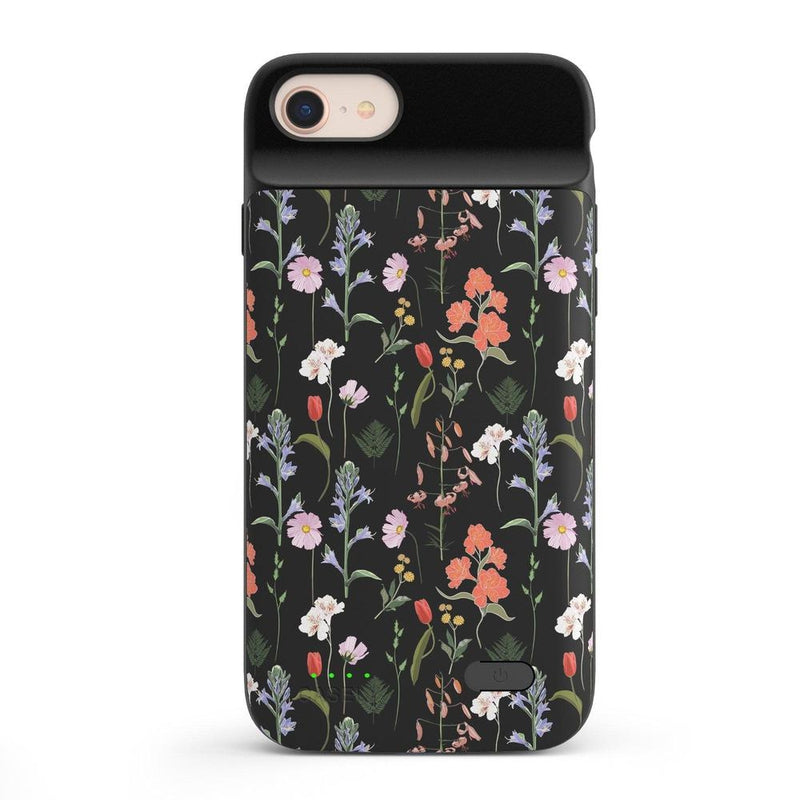 Secret Garden | Mixed Floral Case iPhone Case get.casely Power 2.0 iPhone SE (2020)