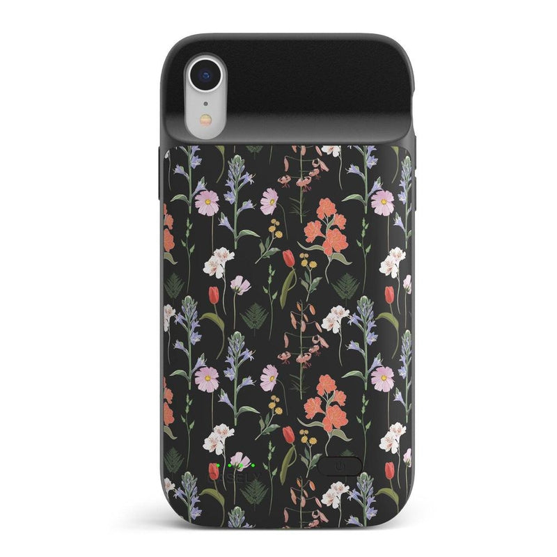 Secret Garden | Mixed Floral Case iPhone Case get.casely Power 2.0 iPhone XR