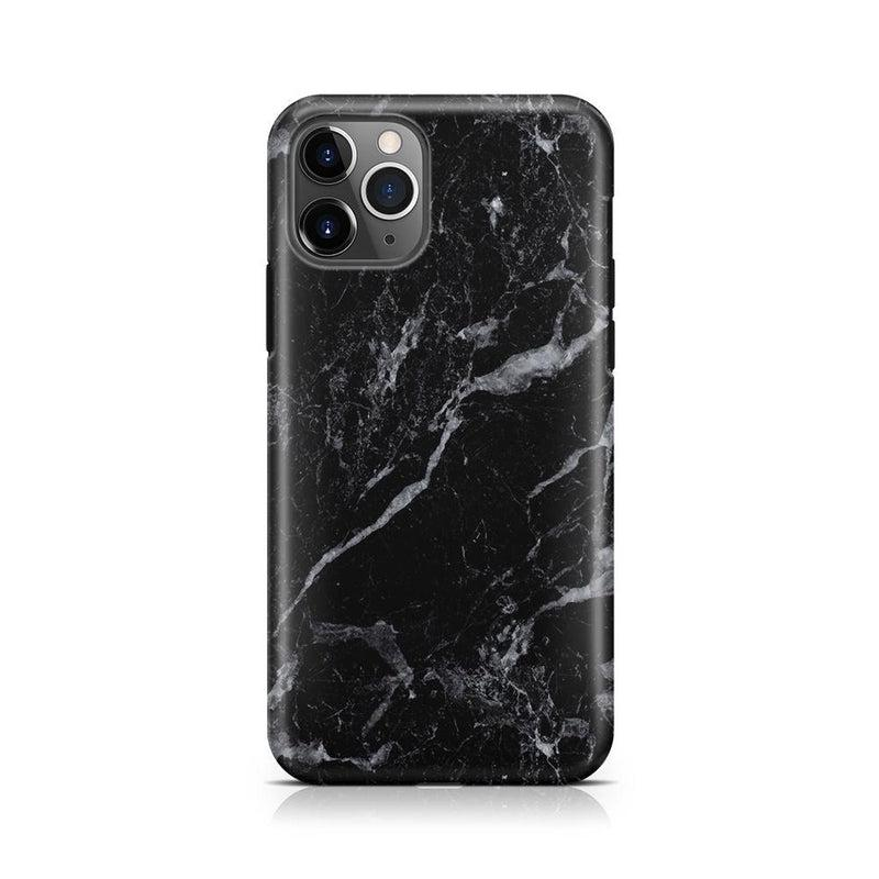 Sleek Black Marble Case iPhone Case Get.Casely Classic iPhone 11 Pro
