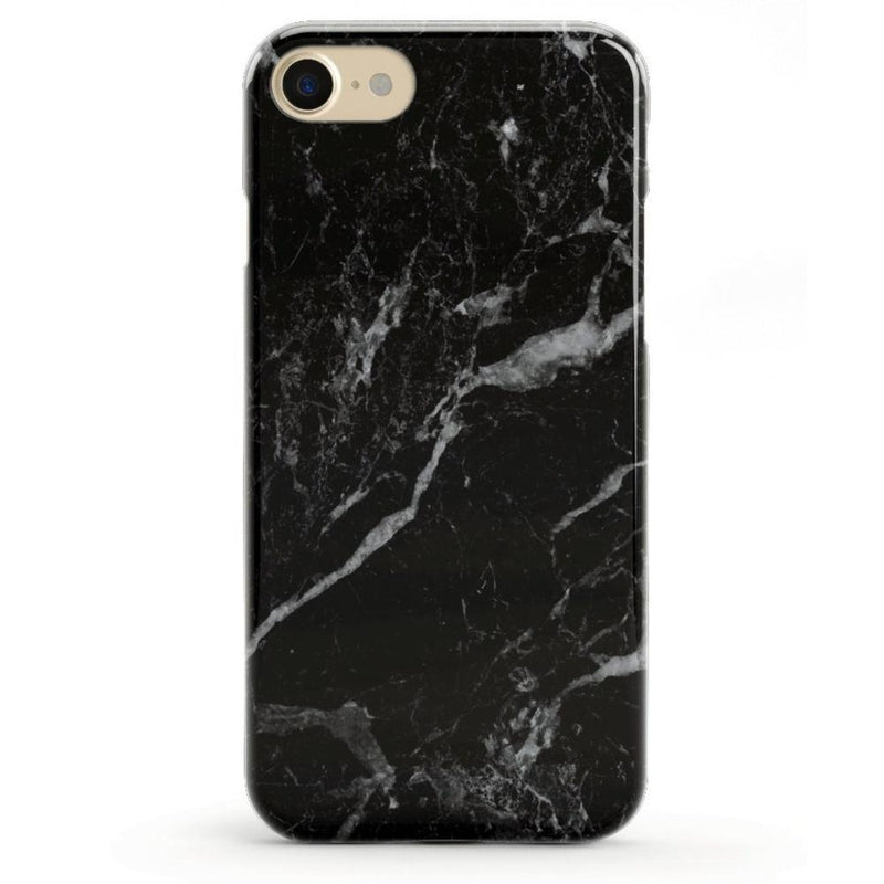 Sleek Black Marble Case iPhone Case Get.Casely Classic iPhone 6/6s