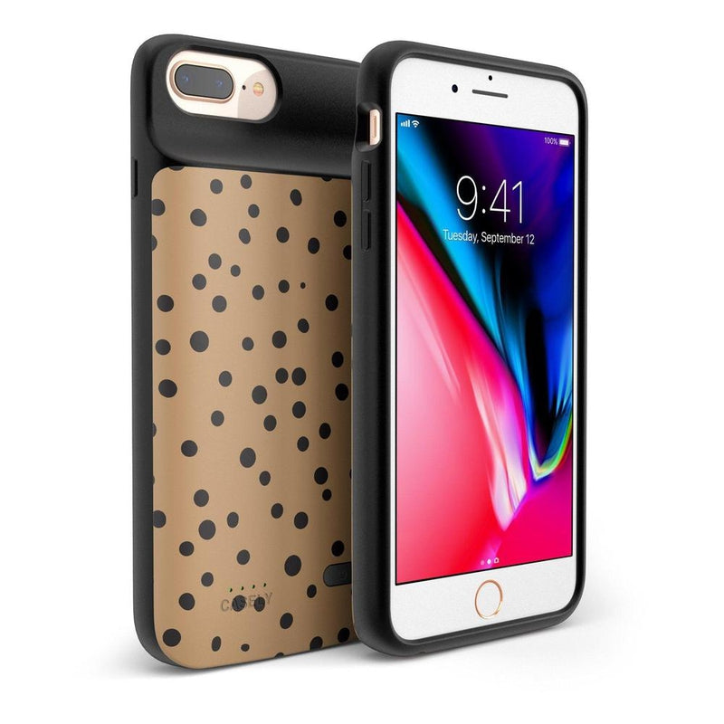 Spot On | Dotted Animal Print Case iPhone Case get.casely