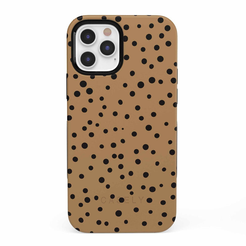 Spot On | Dotted Animal Print Case iPhone Case get.casely Bold iPhone 12 Pro