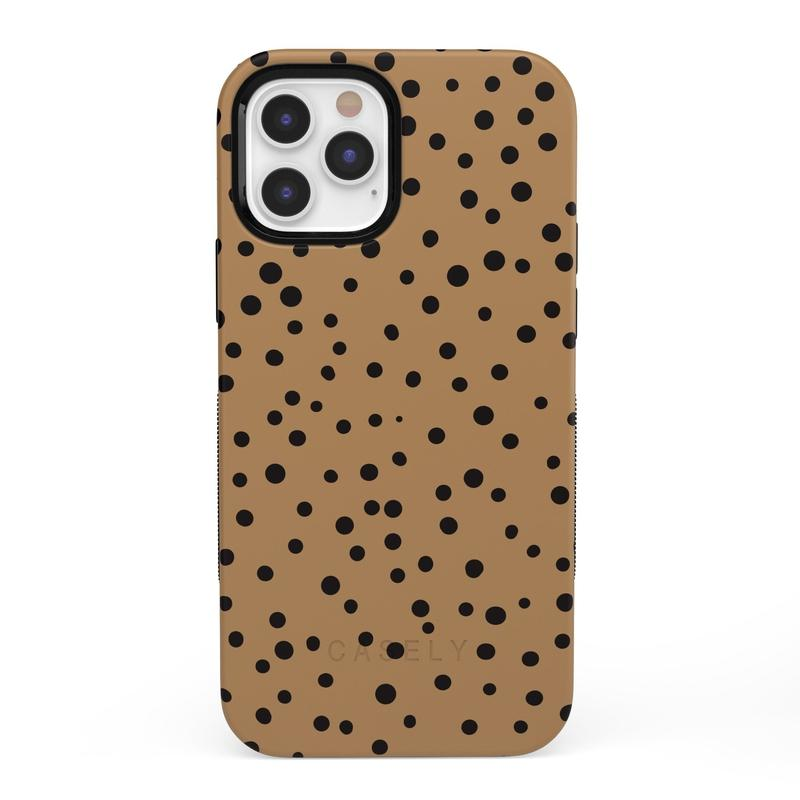 Spot On | Dotted Animal Print Case iPhone Case get.casely Bold + MagSafe® iPhone 12 Pro