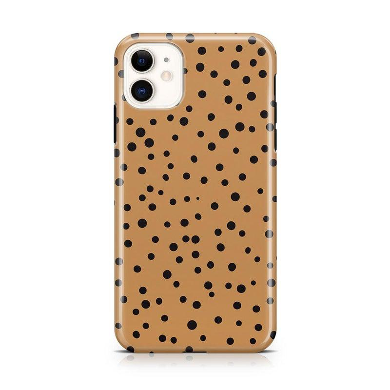 Spot On | Dotted Animal Print Case iPhone Case Get.Casely Classic iPhone 11