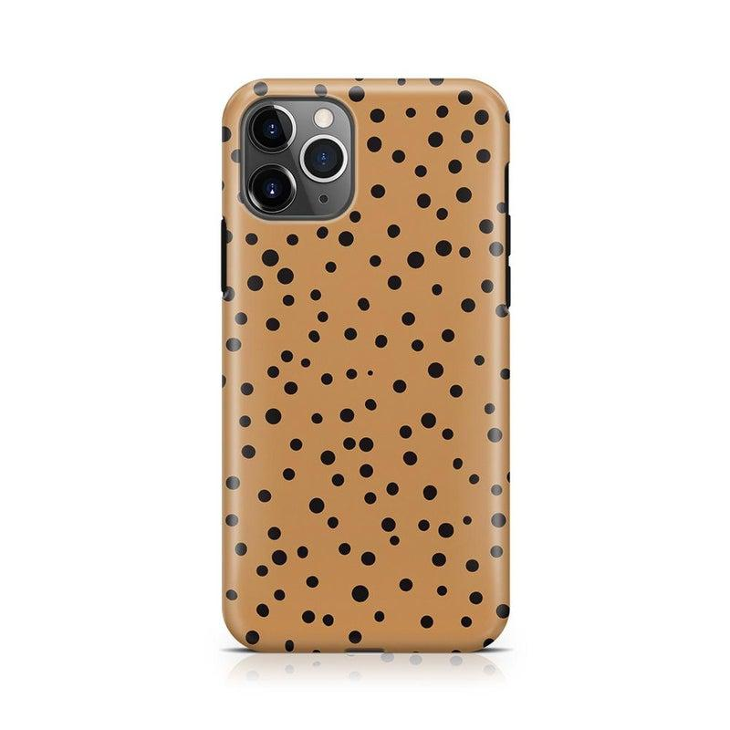 Spot On | Dotted Animal Print Case iPhone Case Get.Casely Classic iPhone 11 Pro Max