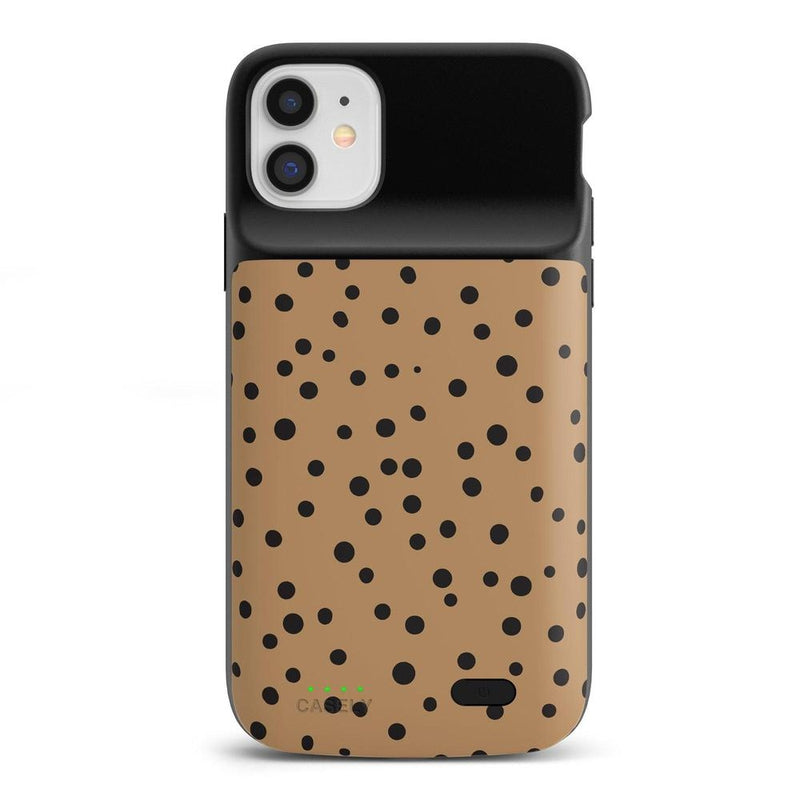 Spot On | Dotted Animal Print Case iPhone Case get.casely Power 2.0 iPhone 11