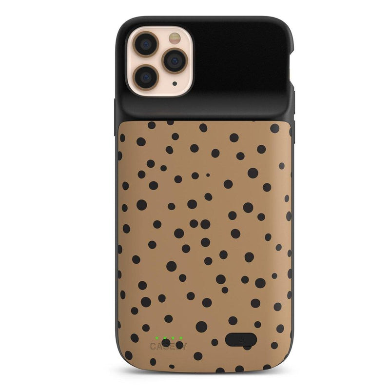 Spot On | Dotted Animal Print Case iPhone Case get.casely Power 2.0 iPhone 11 Pro Max