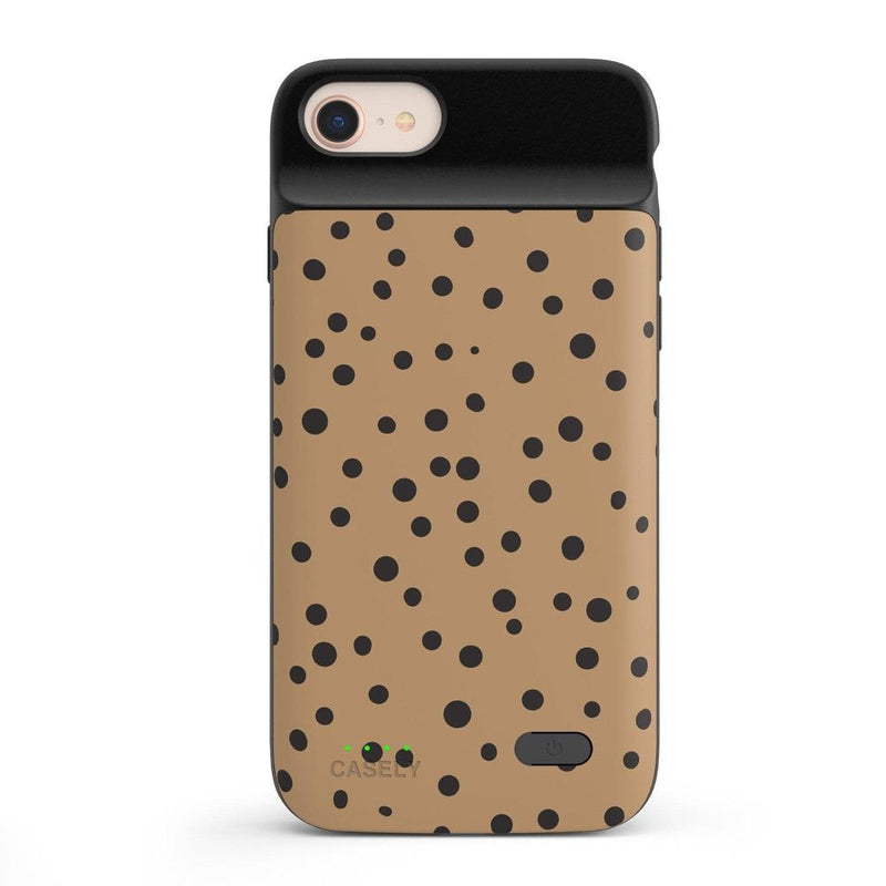 Spot On | Dotted Animal Print Case iPhone Case get.casely Power 2.0 iPhone SE (2020)