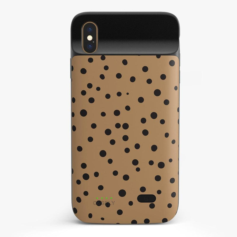 Spot On | Dotted Animal Print Case iPhone Case get.casely Power 2.0 iPhone XS Max