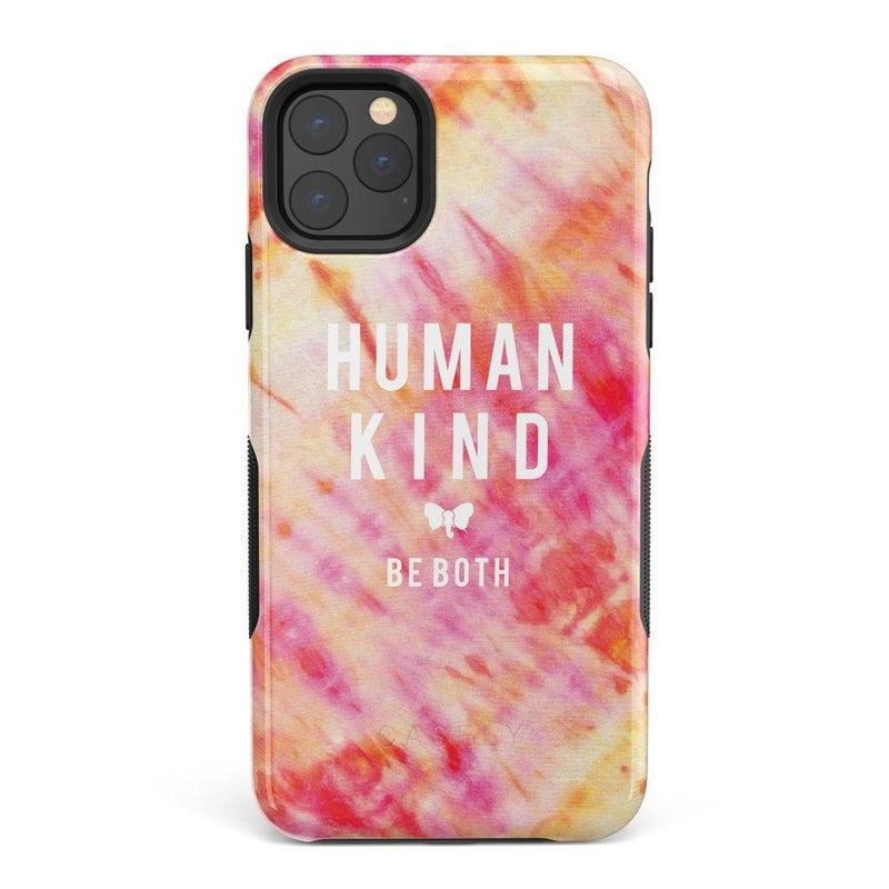 #SpreadHope x Ivory Ella | Human Kind Tie Dye Case iPhone Case get.casely Bold iPhone 8