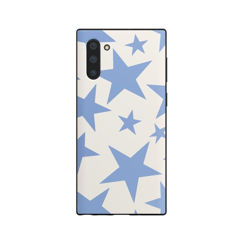 Stars Align | Blue & White Stars Case iPhone Case get.casely Classic Galaxy Note 10