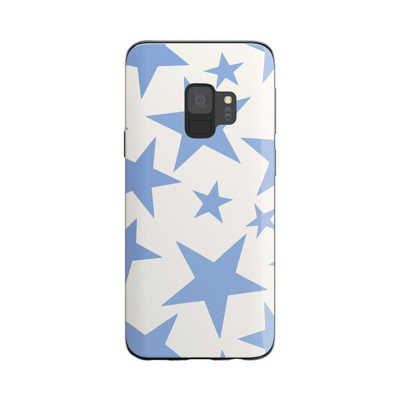 Stars Align | Blue & White Stars Case iPhone Case get.casely Classic Galaxy S9