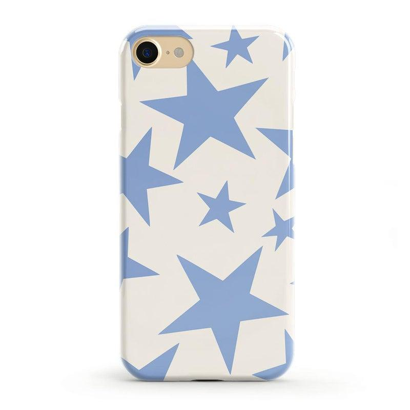 Stars Align | Blue & White Stars Case iPhone Case get.casely Classic iPhone SE (2020)