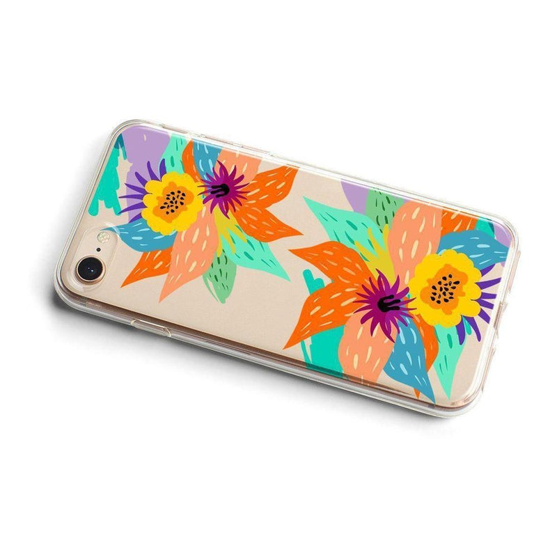 Summer Lovin' Floral Print iPhone Case iPhone Case get.casely