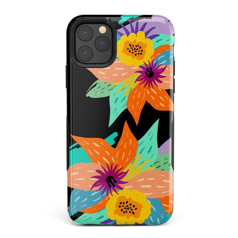 Summer Lovin' Floral Print iPhone Case iPhone Case get.casely Bold iPhone 11 Pro