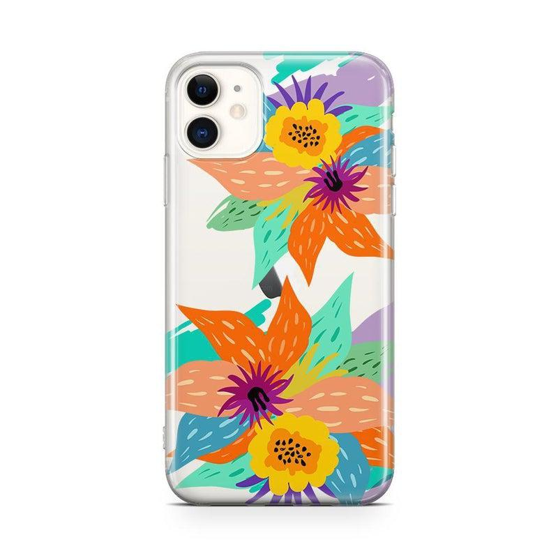 Summer Lovin' Floral Print iPhone Case iPhone Case get.casely Classic iPhone 11