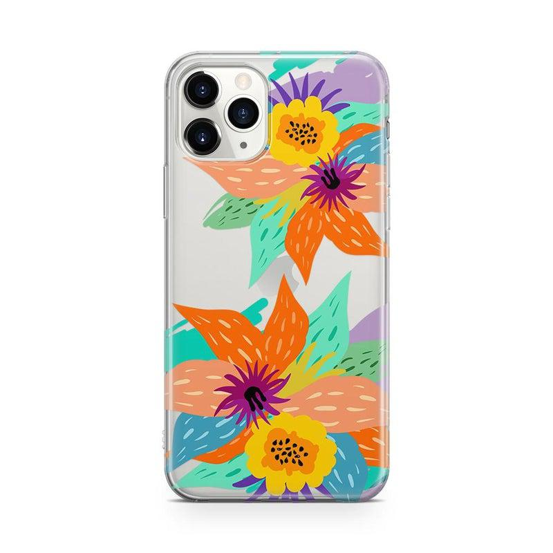 Summer Lovin' Floral Print iPhone Case iPhone Case get.casely Classic iPhone 11 Pro