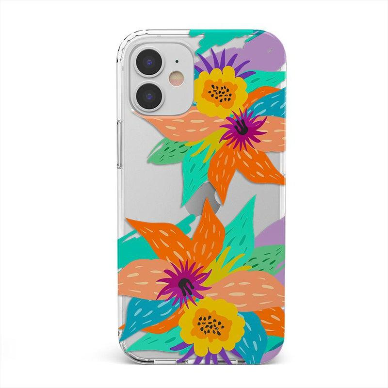 Summer Lovin' Floral Print iPhone Case iPhone Case get.casely Classic iPhone 12 Mini