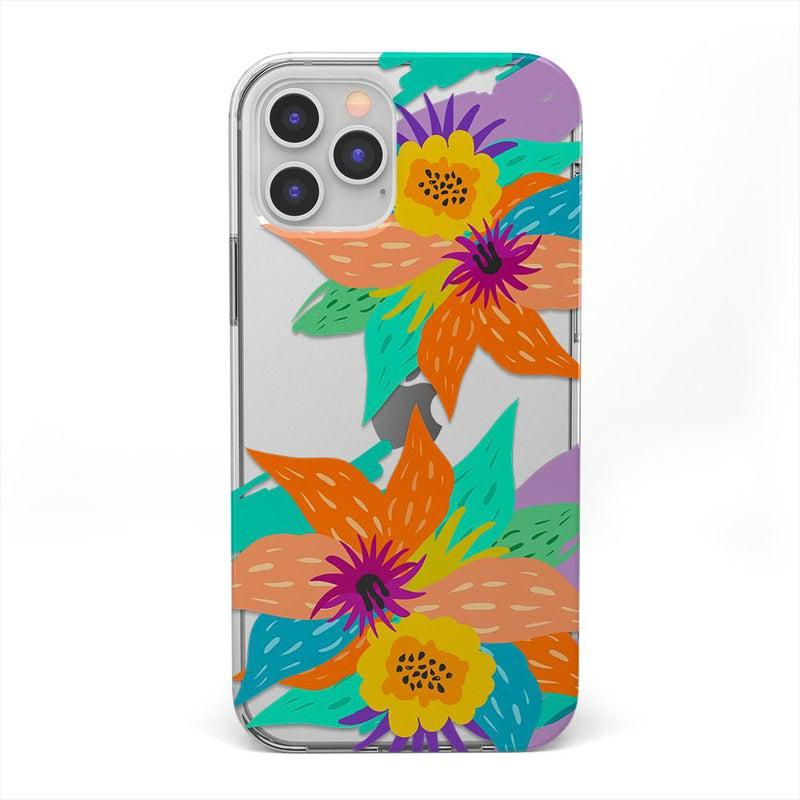Summer Lovin' Floral Print iPhone Case iPhone Case get.casely Classic iPhone 12 Pro